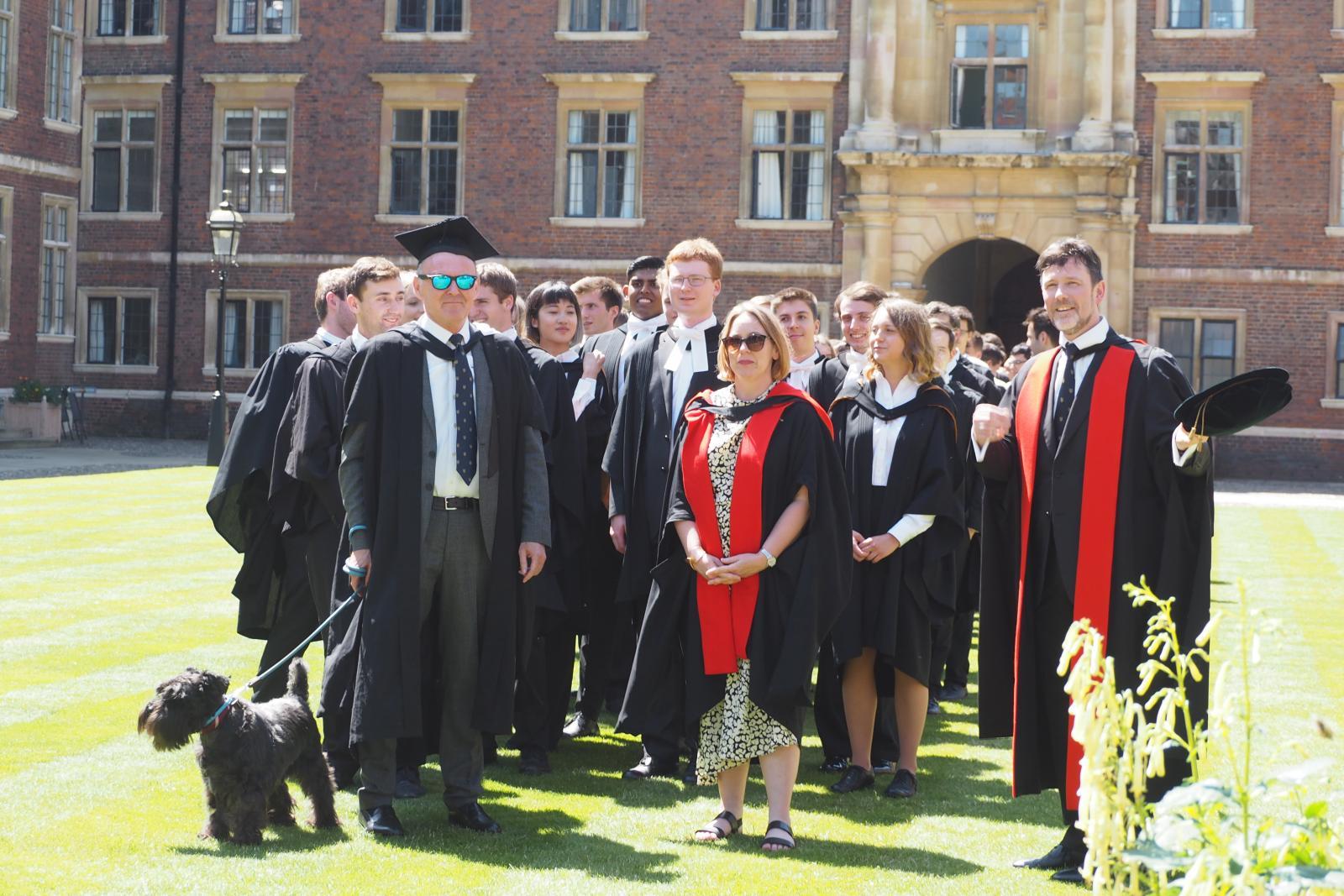 Dr Miranda Griffin 2007 Senior Tutor And Fellow In Mml St Catharine S College Cambridge